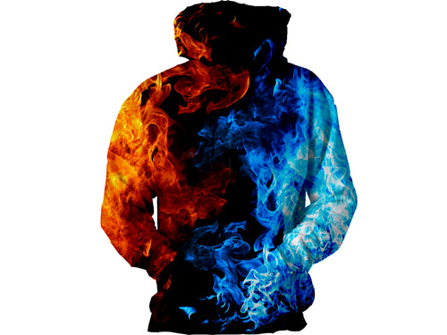 Mixed Elements Hoodie
