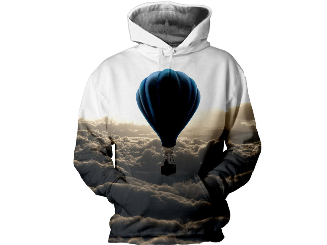 Above Earth Hoodie