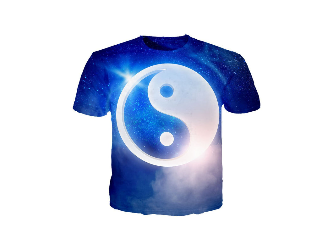 Magical Yin and Yang T-Shirt