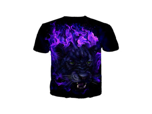 Purple Panther T-Shirt