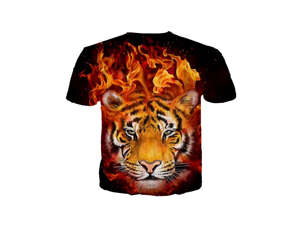 Fire Tiger T-Shirt