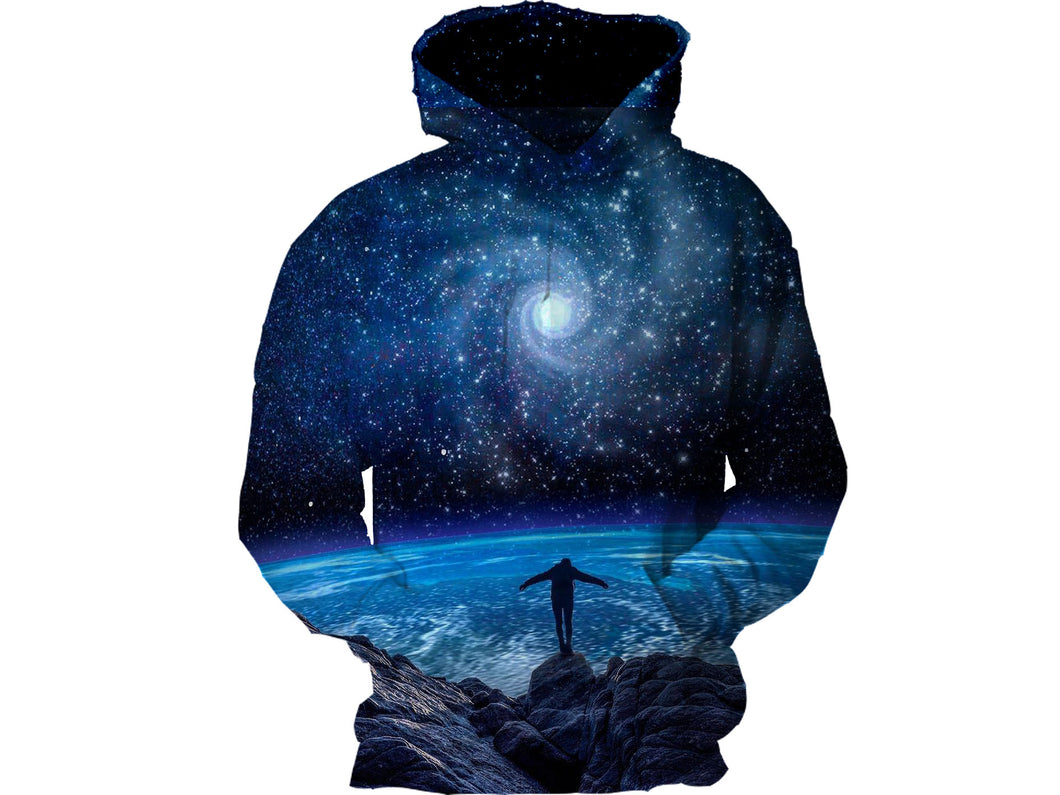 Over Earth Hoodie