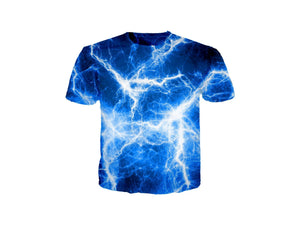 Blue Lightning T-Shirt