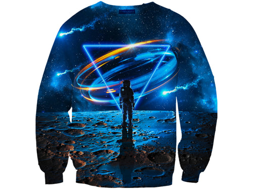 Cross Dimensional Sweatshirt