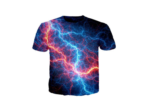 Mixed Lightning T-Shirt