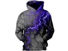 Load image into Gallery viewer, Light lightning Hoodie