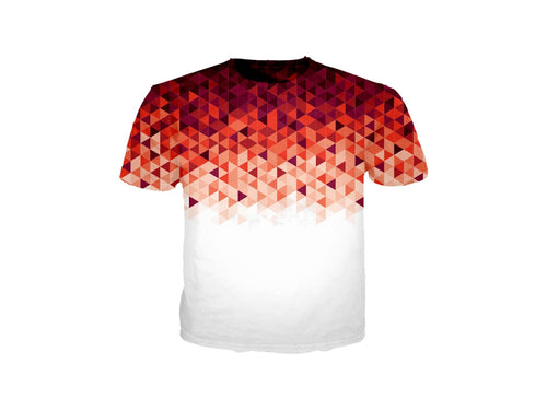 Red Fade T-Shirt