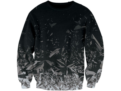Ice Crystal Sweatshirt