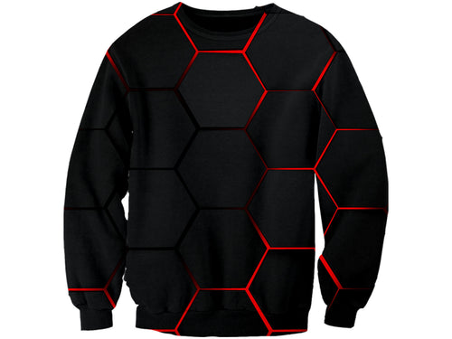 Lava Blocks Sweatshirt