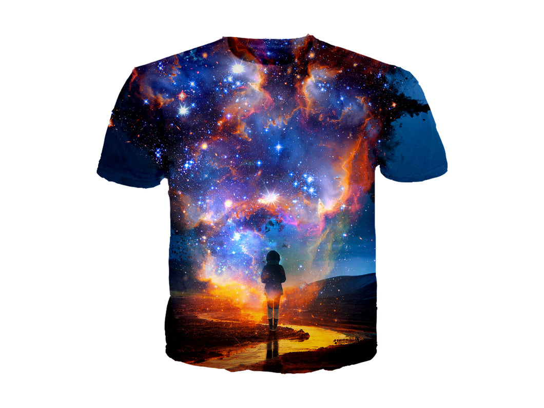 Galaxy Travel T-Shirt