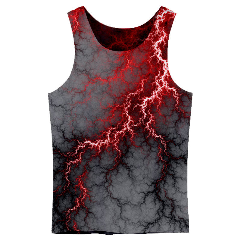 Light Lightning Tank Top
