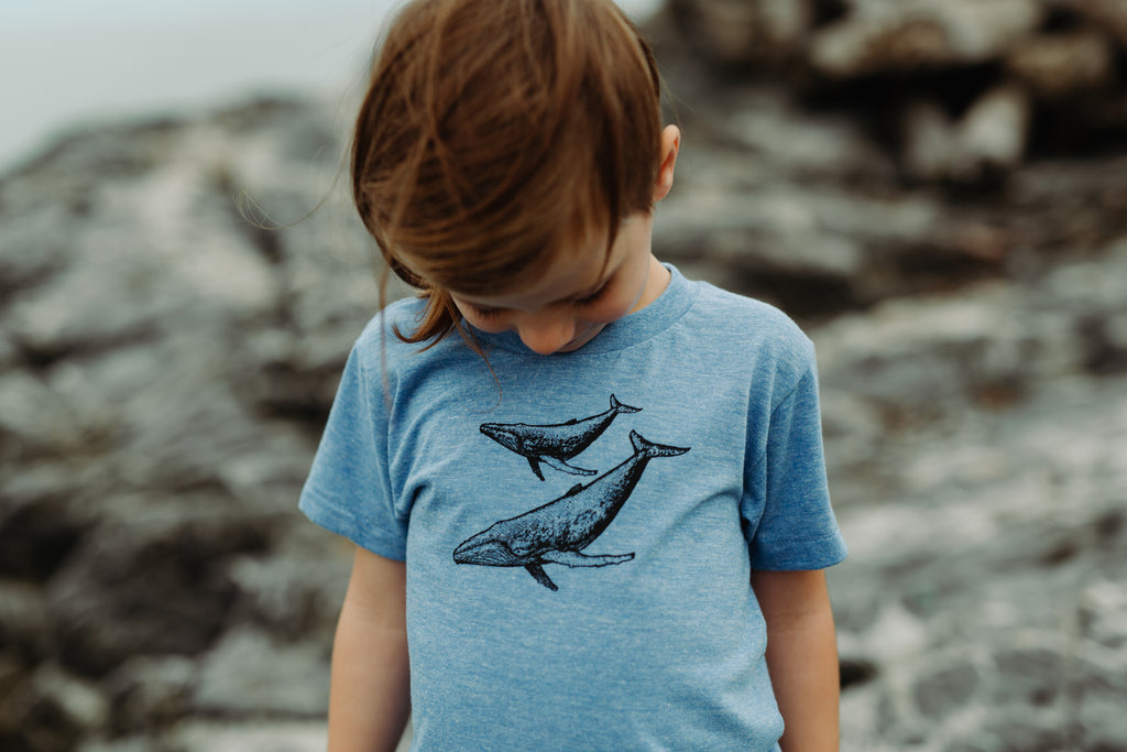 Dottie Kids | Hand Printed West Coast Inspired Gender Neutral Designs