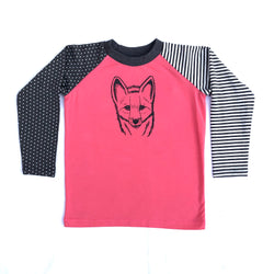 Long Sleeve Fox