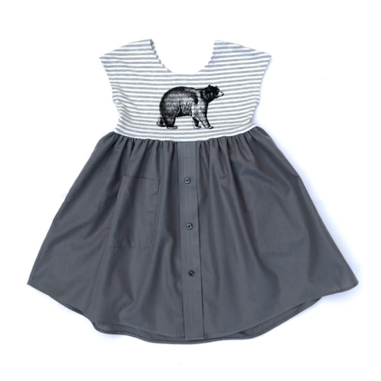 Bear Dress size 2-3