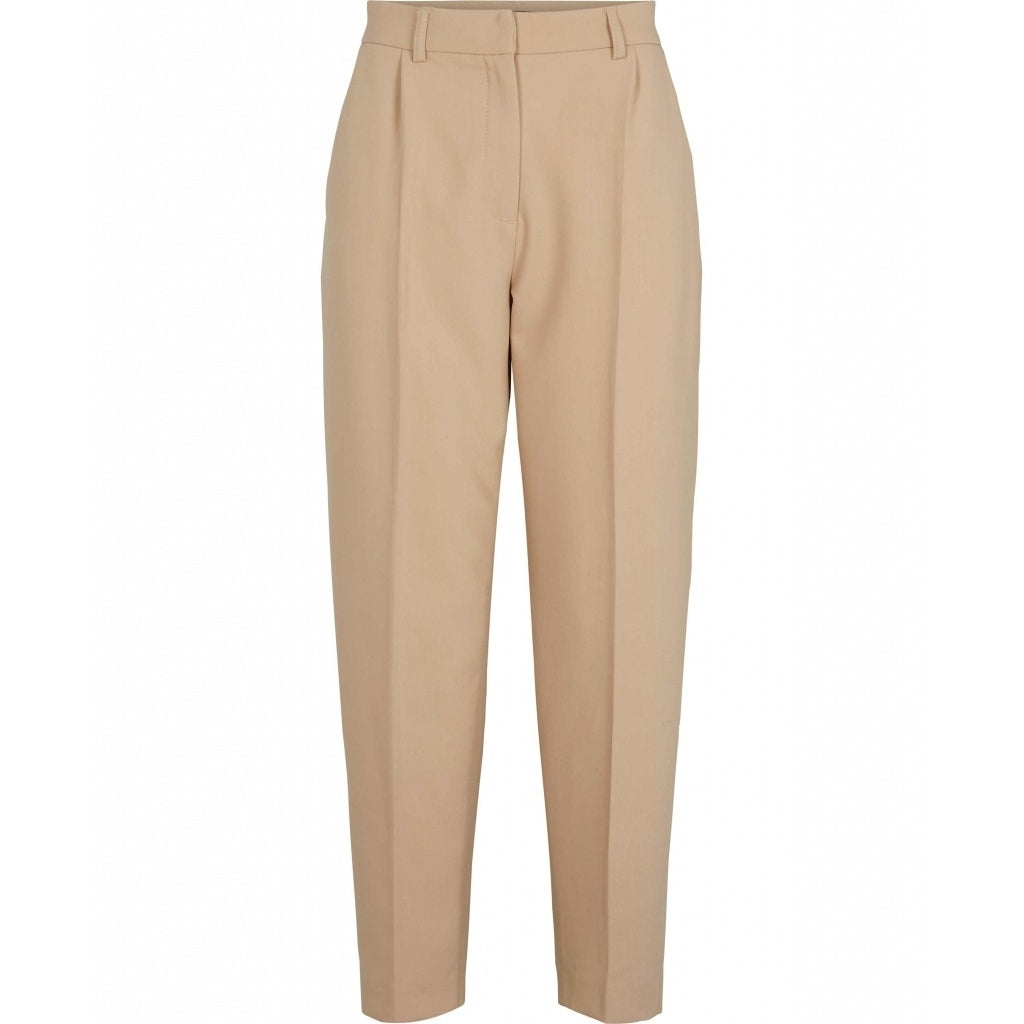 Bruuns Bazaar Women Cindy Dagny Bukser Pants Light Sand