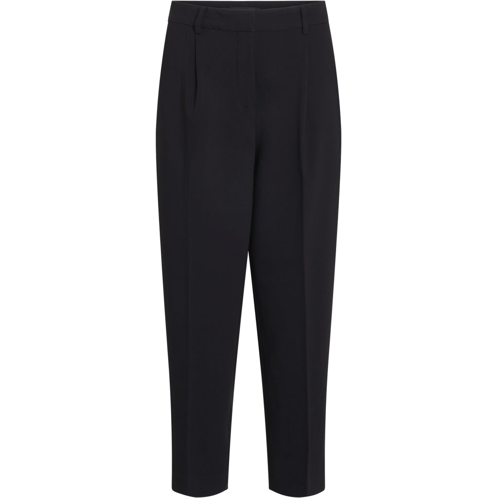 Bruuns Bazaar Women Cindy Dagny Bukser Pants Sort
