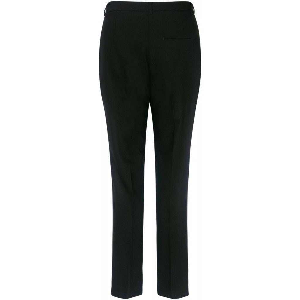 Bruuns Bazaar Women Cindy Tilde Bukser Pants Sort