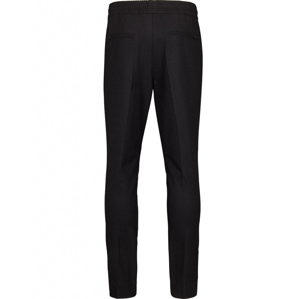 Bruuns Bazaar Men Eddie Pant Pants Black
