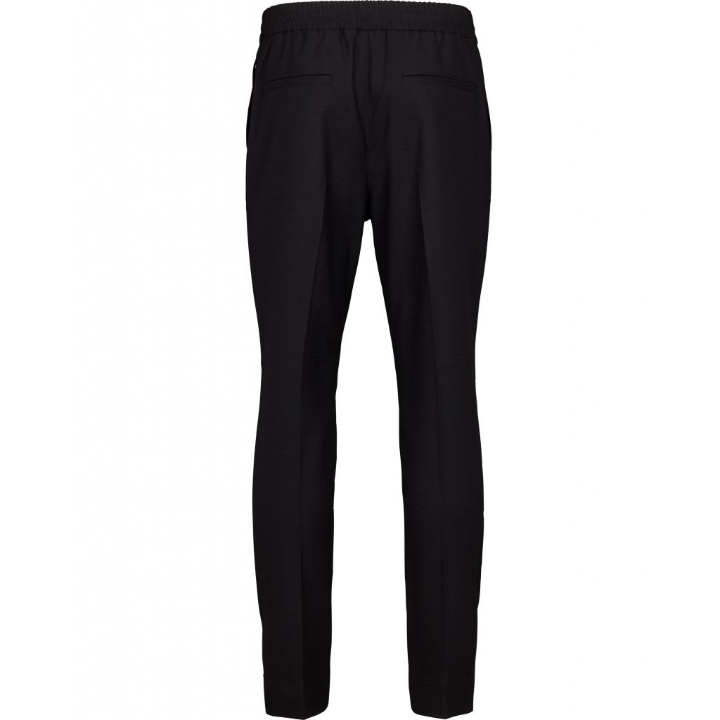 Bruuns Bazaar Men Edmondo Pant Pants Sort