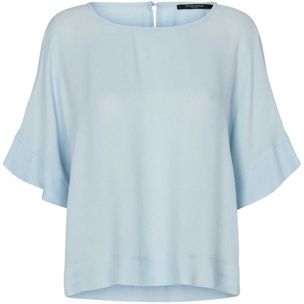Bruuns Bazaar Women Halah Nini blouse blouse Dream Blue