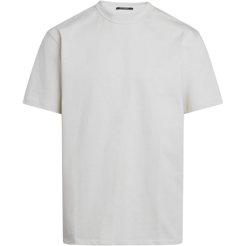 Bruuns Bazaar Men Niels Basic tee T-shirts Men Kit