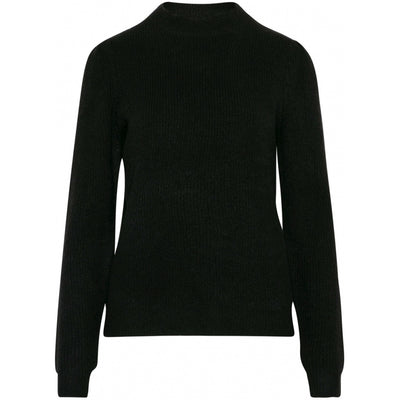 Bruuns Bazaar Women Paya Merral strik Knit Sort