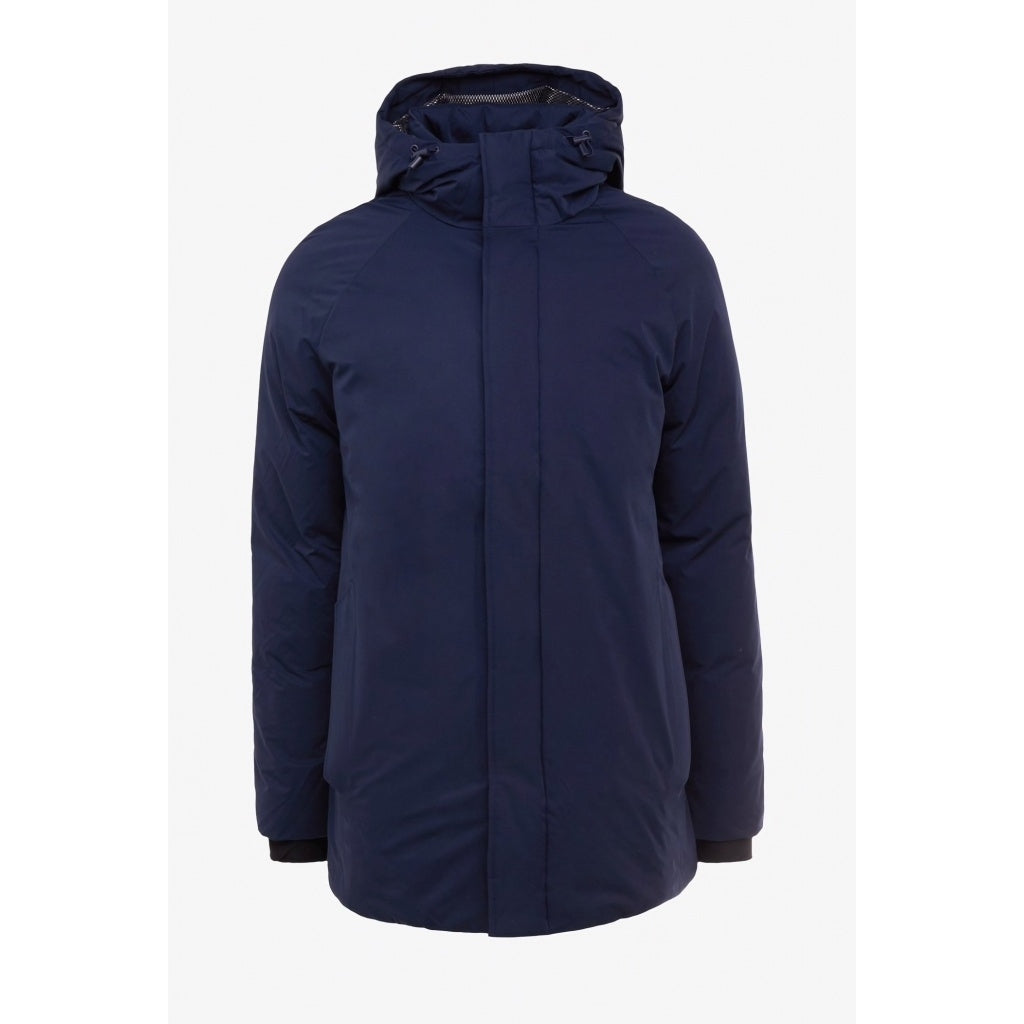 Bruuns Bazaar Men Tor short jacket Outerwear Navy