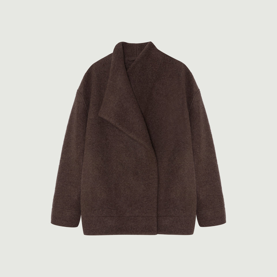 Majka Jacket Light Brown