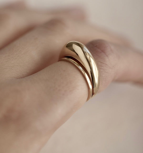 Bébé Ring Gold