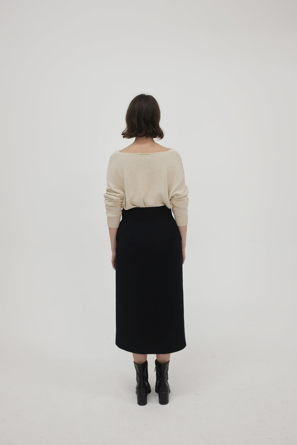 Nënë Skirt Midnight Blue