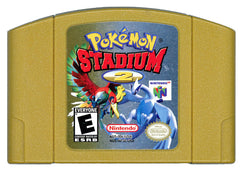 Nintendo 64 Pokemon Games