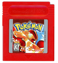Nintendo Gameboy Pokemon Games