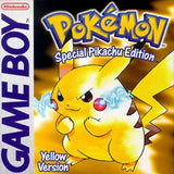 Pokemon Yellow Special Pikachu Edition