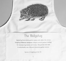 Load image into Gallery viewer, Hedgehog Apron - NatureTree
