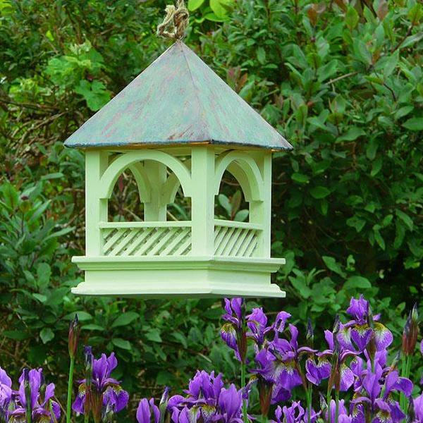 Bempton Hanging Bird Table - NatureTree