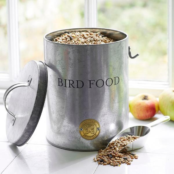 Sophie Conran Bird Food Storage Tin - NatureTree