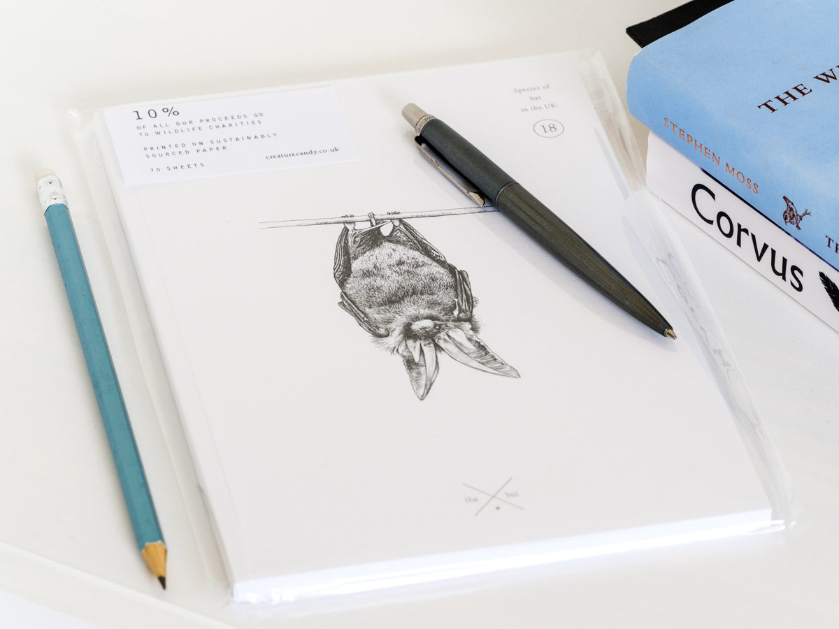Bat Notebook - NatureTree