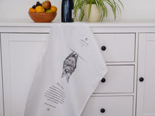 Load image into Gallery viewer, Bat Tea Towel - NatureTree