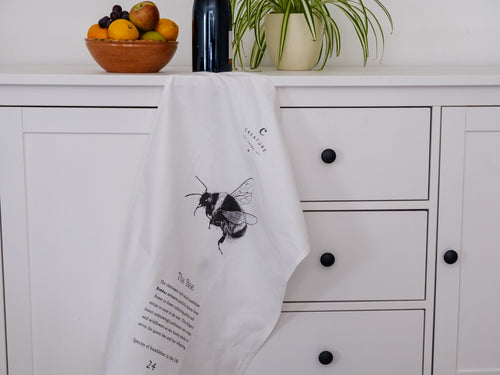 Bee Tea Towel - NatureTree