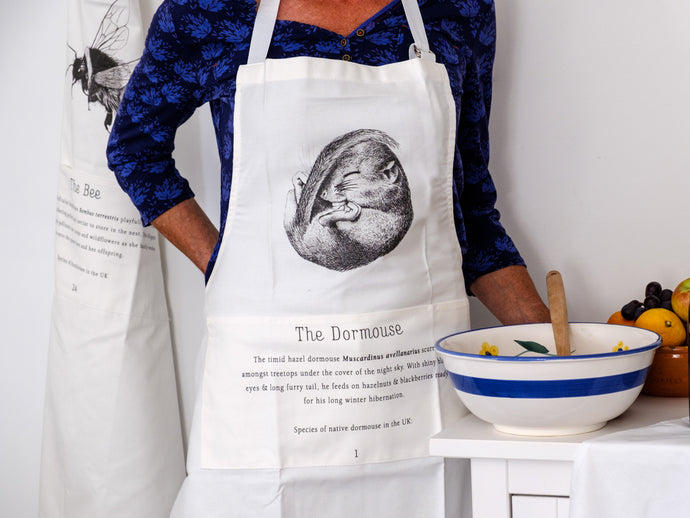Dormouse Apron - NatureTree