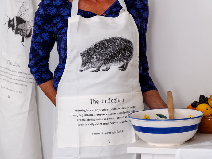 Hedgehog Apron - NatureTree