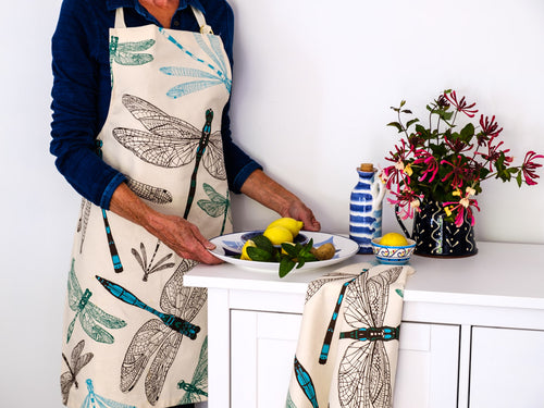 Dynamic Dragonfly Apron - NatureTree