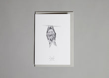 Load image into Gallery viewer, Bat Greetings Card - NatureTree