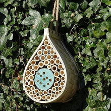 Load image into Gallery viewer, Dewdrop Bee and Bug Hotel - NatureTree
