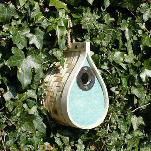 Dewdrop Bird Nest Box - NatureTree
