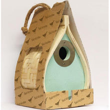 Load image into Gallery viewer, Dewdrop Bird Nest Box - NatureTree