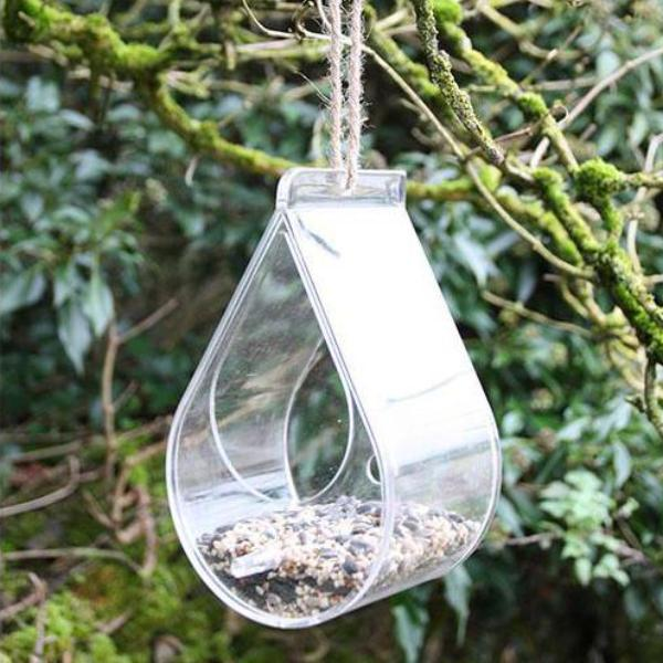 Dewdrop Window Bird Feeder - NatureTree
