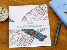 Load image into Gallery viewer, Dynamic Dragonfly A5 Notebooks - 2 Pack - NatureTree