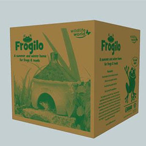 Frogilo Frog and Toad House - NatureTree
