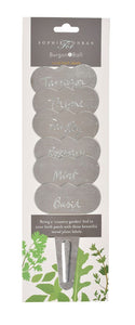 Sophie Conran Metal Herb Labels - NatureTree